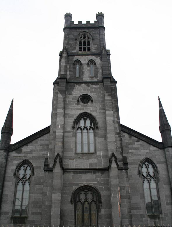 1845 &#8211; St. John&#8217;s Church, Waterford