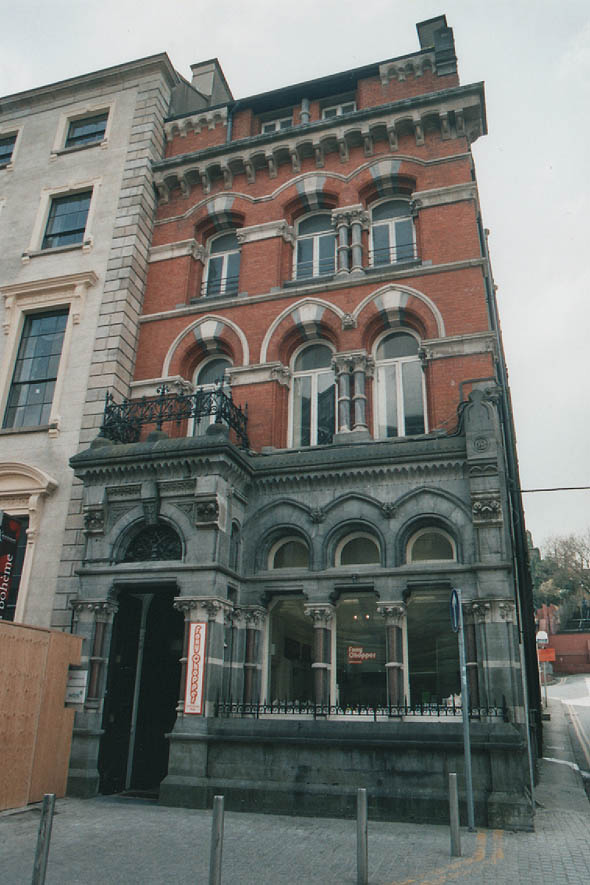 1875 – Former National Bank, Waterford