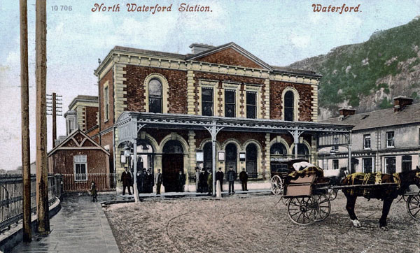 1864 &#8211; North Station, Waterford, Co. Waterford