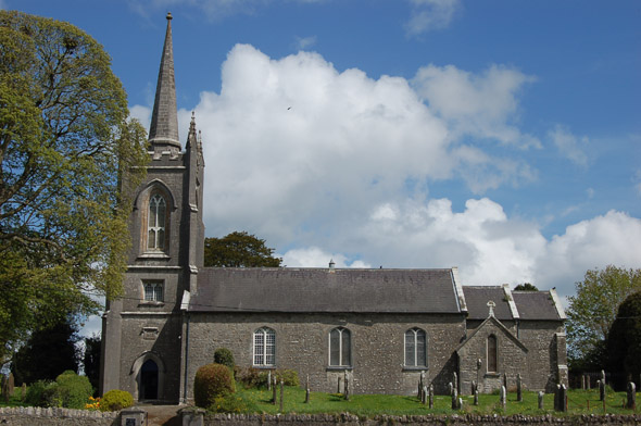 1802 – St Etchan's Church, Killucan, Co. Westmeath