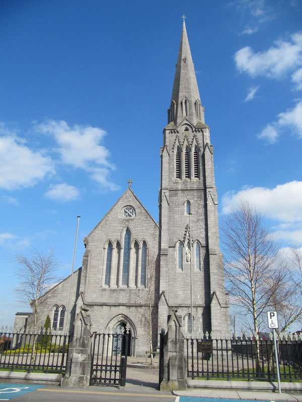 1861 – St. Mary's Church, Athlone, Co. Westmeath