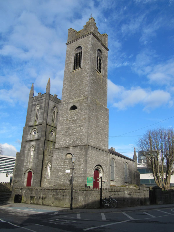 1827 &#8211; St Mary&#8217;s Church of Ireland, Athlone, Co. Westmeath
