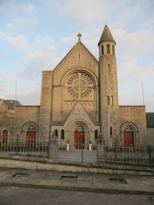 1930 – Church of the Four Masters, Friary, Athlone, Co. Westmeath