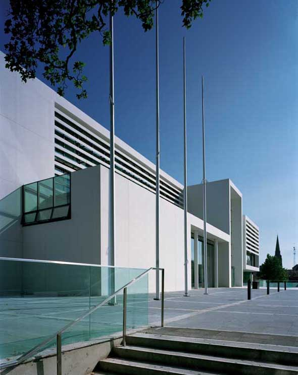 2004 – Athlone Civic Centre and Library, Co. Westmeath