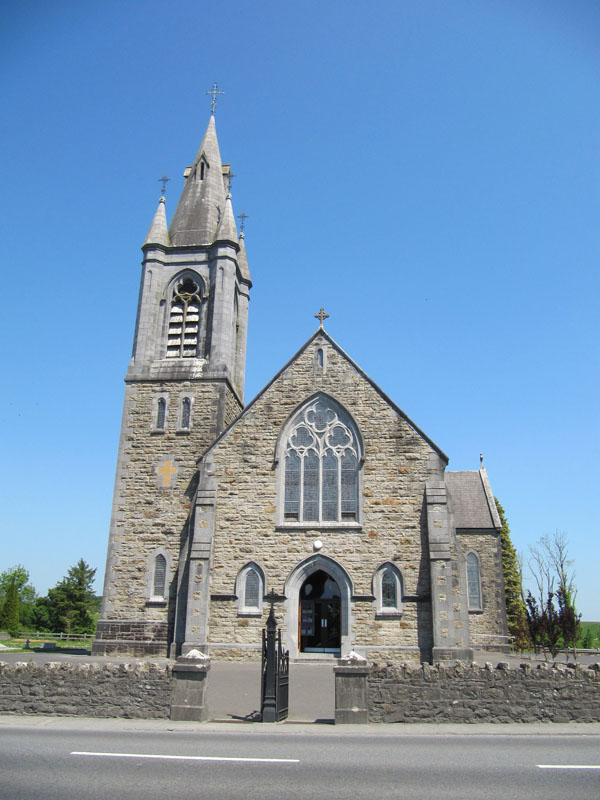 1902 &#8211; St Columcille&#8217;s Church, Ballynahown, Co. Westmeath
