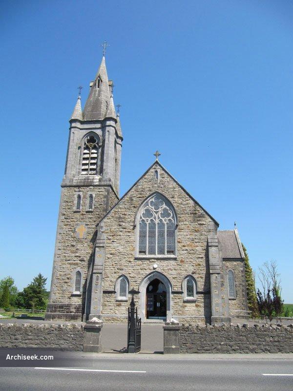 1902 – St Columcille's Church, Ballynahown, Co. Westmeath