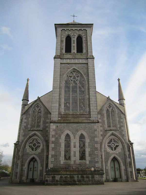 1870s &#8211; Church of the Most Holy Redeemer, Ballymore, Co. Westmeath