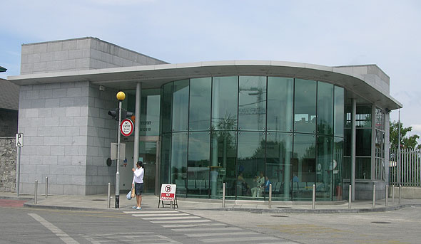2002 – Bus Station, Athlone, Co. Westmeath
