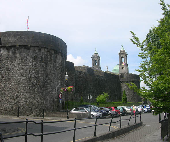 1810 &#8211; Athlone Castle, Co. Westmeath