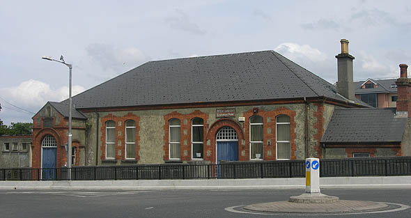 1897 – Former Library, Fr. Mathew Hall, Athlone, Co. Westmeath