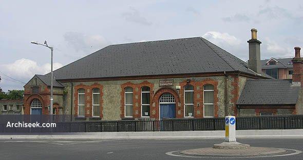 1897 – Former Library, Fr. Mathew Hall, Athlone, Co. Westmeath