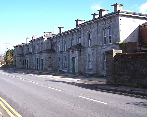 1851 – Former MGWR Station, Athlone, Co. Westmeath