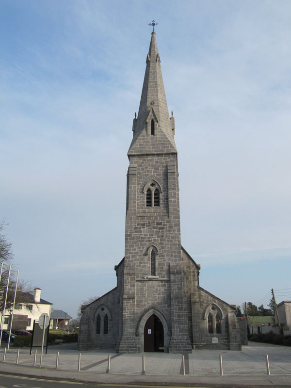 1862- Church of the Immaculate Conception, Moate, Co. Westmeath