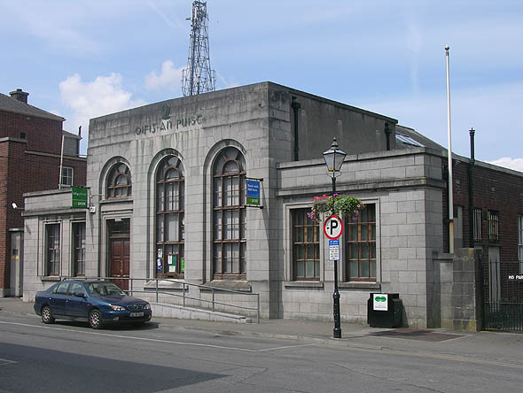 1939 – Post Office, Athlone, Co. Westmeath