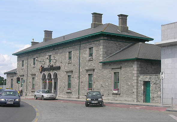 1858 &#8211; Railway Station, Athlone, Co. Westmeath