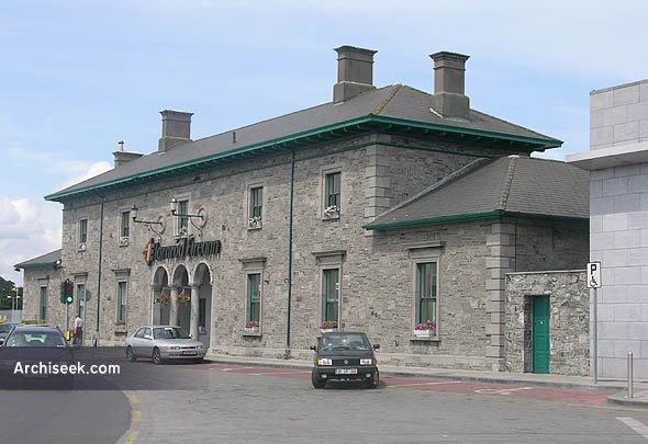 1858 – Railway Station, Athlone, Co. Westmeath