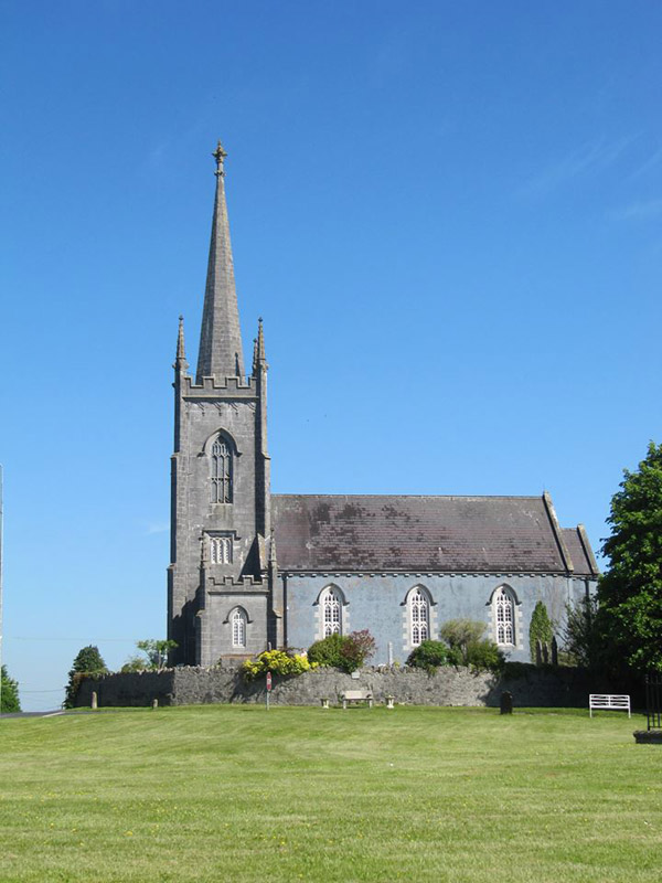 1813 – St Sinian's Church of Ireland, Tyrrellspass, Co. Westmeath