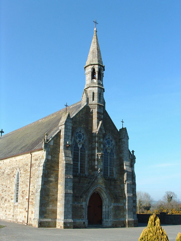 1874 – Church, Ballyoughter, Co. Wexford