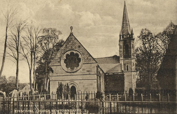 1869 – Church of Ireland, Bunclody, Co. Wexford