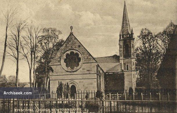 1869 – Church of Ireland, Bunclody, Co. Wexford