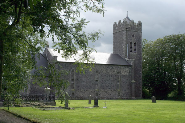 1843 – St. Patrick's Church, Clonevan, Co. Wexford
