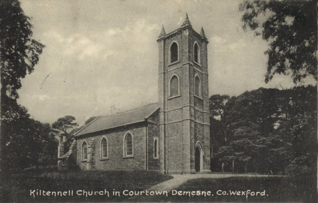 1770 – Kiltennell Church, Courtown, Co. Wexford