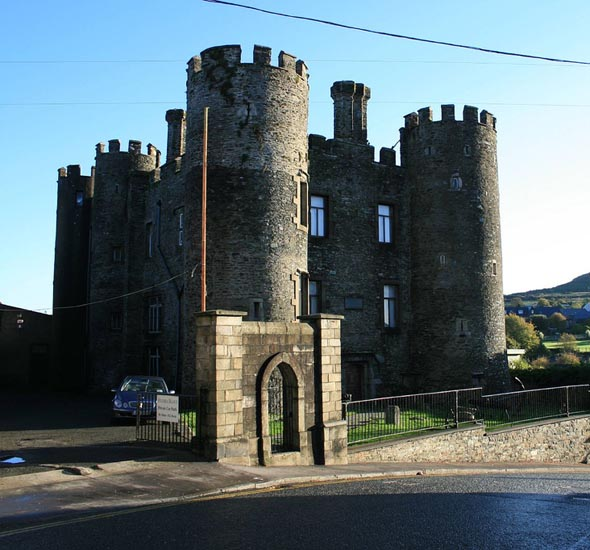 1588 &#8211; Ennscorthy Castle, Co. Wexford