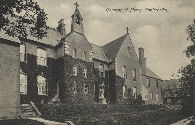 1880s &#8211; Convent of Mercy, Enniscorthy, Co. Wexford