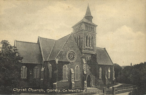 1861 &#8211; Christ Church, Gorey, Co. Wexford