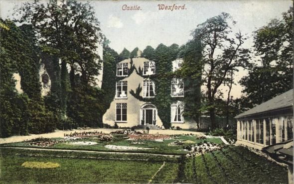 1775c – Taylor's Castle, Wexford, Co. Wexford