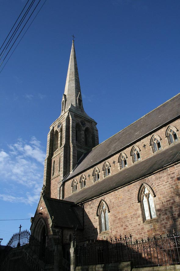1860 &#8211; Church of the Assumption, Wexford, Co. Wexford