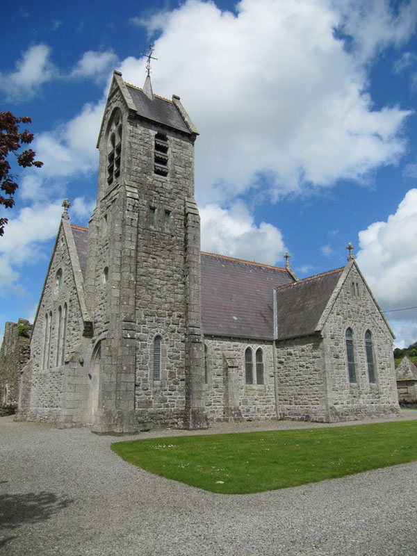 1884 – St. Mary's Church of Ireland, Baltinglass, Co. Wicklow