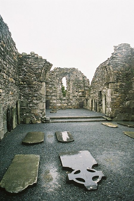 11th C. – Cathedral, Glendalough, Co. Wicklow