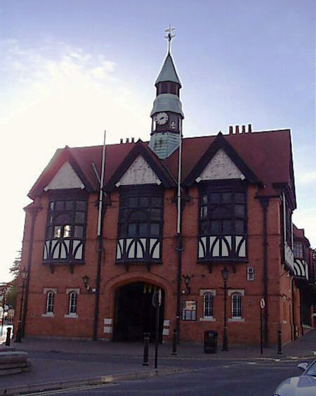 1882 &#8211; Former Townhall, Bray, Co. Wicklow