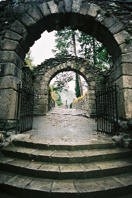 Gateway, Glendalough, Co. Wicklow