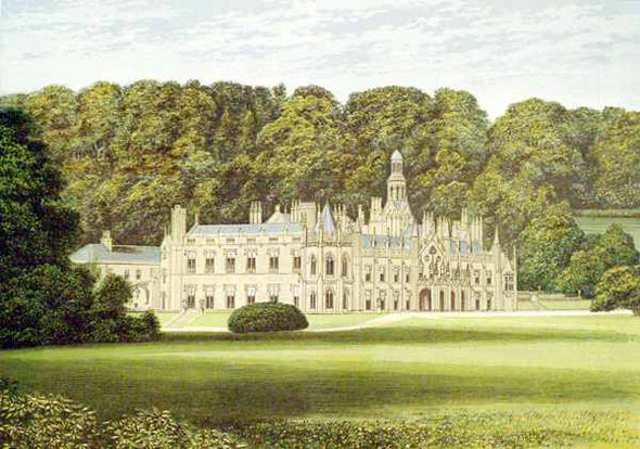 1819 – Shelton Abbey, Arklow, Co. Wicklow
