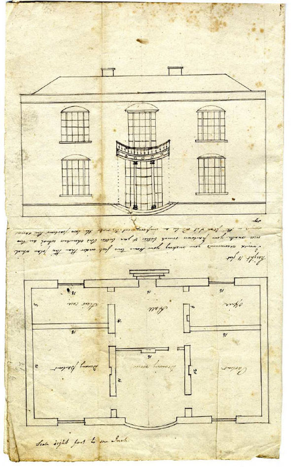 1800 – House Design, Co. Carlow