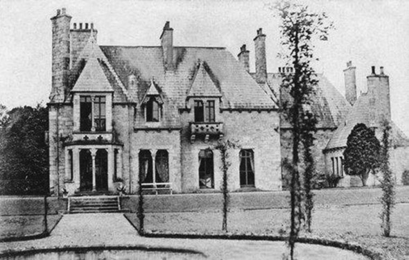 1859 – St. Austin's Abbey, Tullow, Co. Carlow