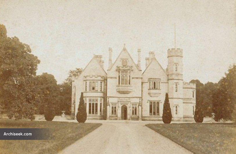 1840s – Dunleckney Manor, Bagenalstown, Co. Carlow