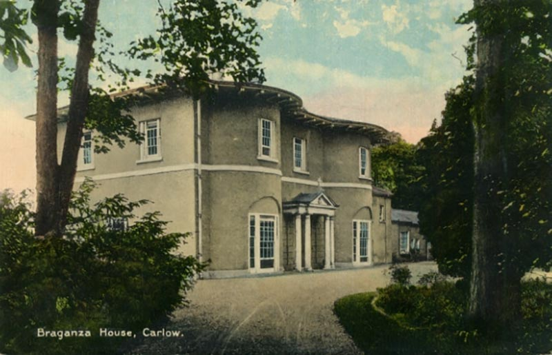 1818 – Braganza House, Carlow, Co. Carlow