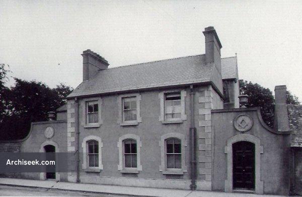 1895 – Masonic Hall, Carlow, Co. Carlow
