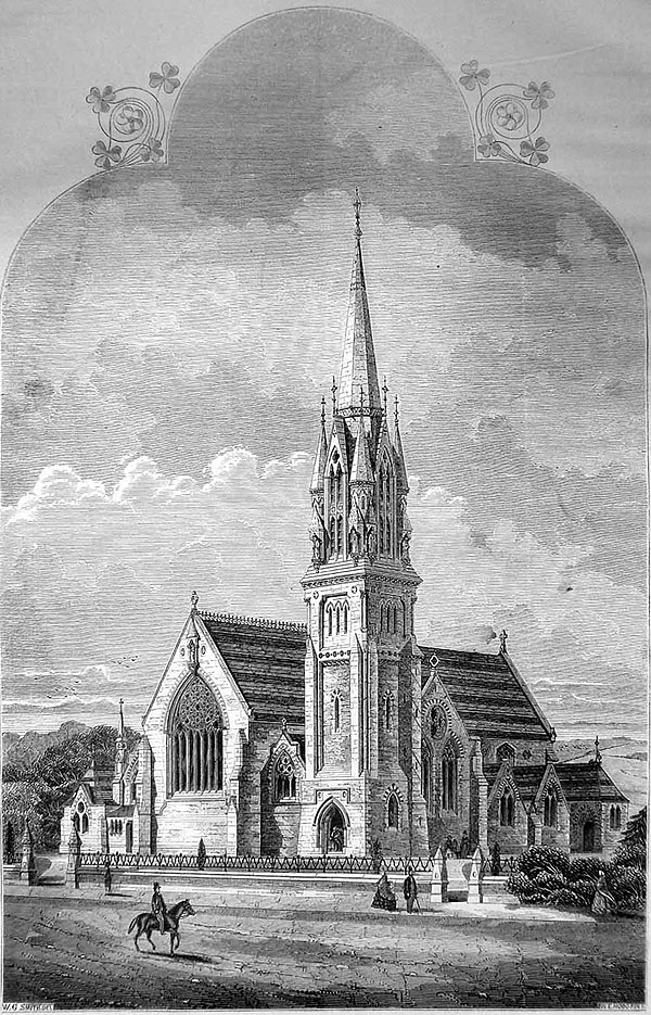 1863 – Saint Brigid's Church, Killeshandra, Co. Cavan