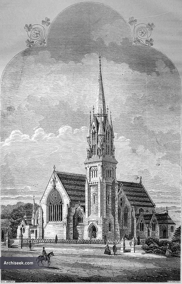 1863 – Saint Brigid's Church, Killeshandra, Co. Cavan