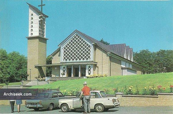1966 – St. Joseph's Church, Ballyjamesduff, Co. Cavan