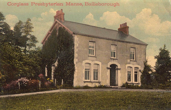 1870 – Presbyterian Manse, Bailieborough, Co. Cavan