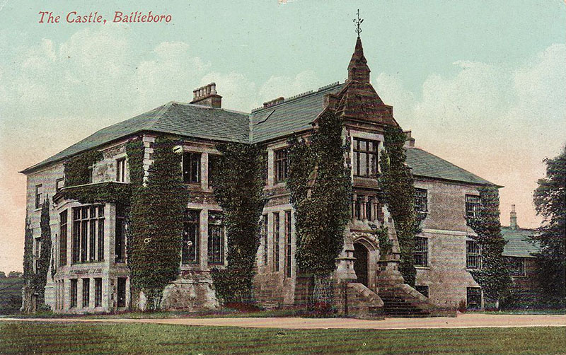 1860s – The Castle, Bailieborough, Co. Cavan