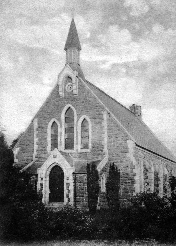 1887 – Trinity Presbyterian Church, Bailieborough, Co. Cavan