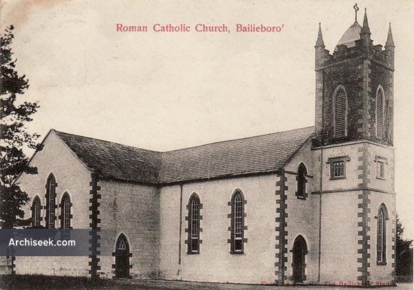 1839 – St. Anne's Church, Bailieborough, Co. Cavan