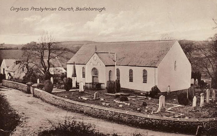 1795 –  1st Bailieborough Presbyterian Church, Co. Cavan