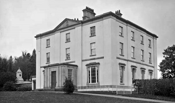 1837 – Bishop's Palace, Kilmore, Co. Cavan